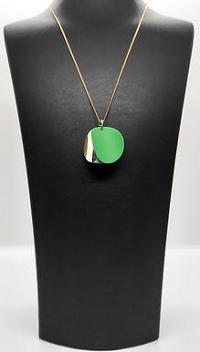 Gold-Yeşil Kolye