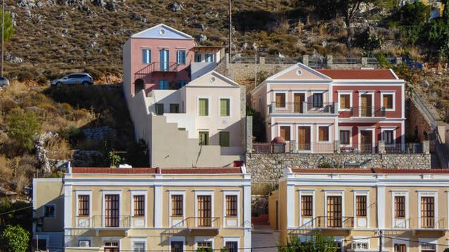 Pitini Houses