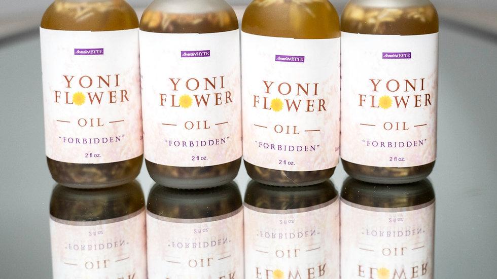 Yoni Flower Oil 2oz