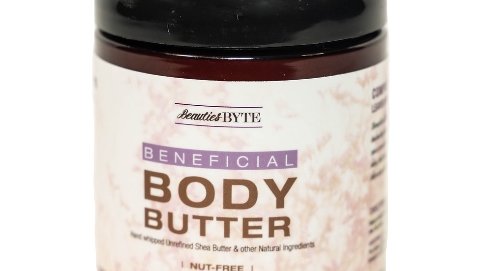Beneficial Body butter ( Whipped Shea)  8oz