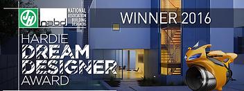 Dream Designer Award Winner