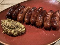 Grilled Japanese Sausage
