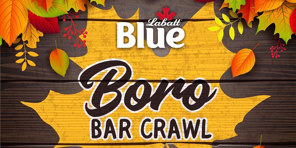 Boro Bar Crawl