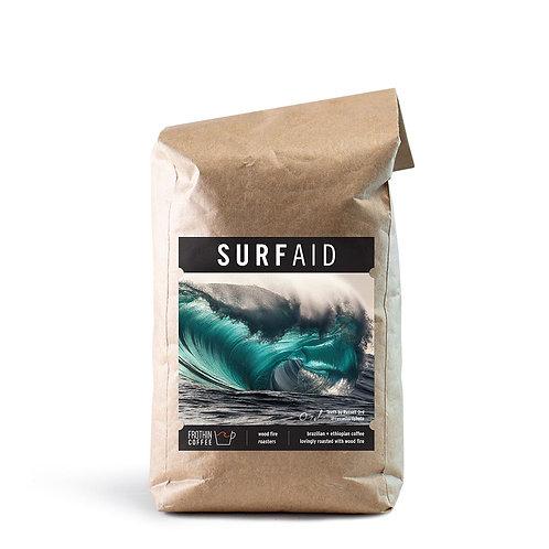 SurfAid - Frothin Coffee