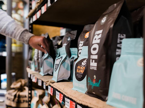 Fiori Coffee Tasting Box