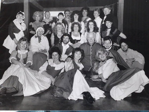 Largs Players Cast