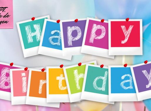 8/09: Cumpleaños de la Virgen: ¡Felicidades!