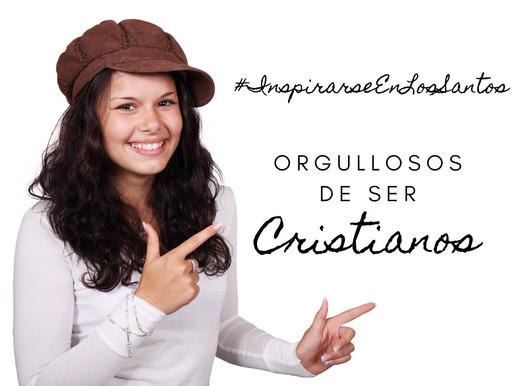 10/08: Orgullosos de ser cristianos