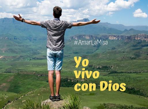 7/09: Yo vivo con Dios