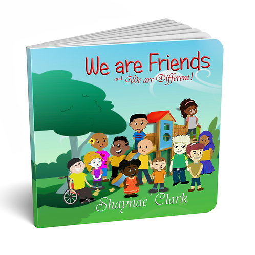We are Friends and We are Different