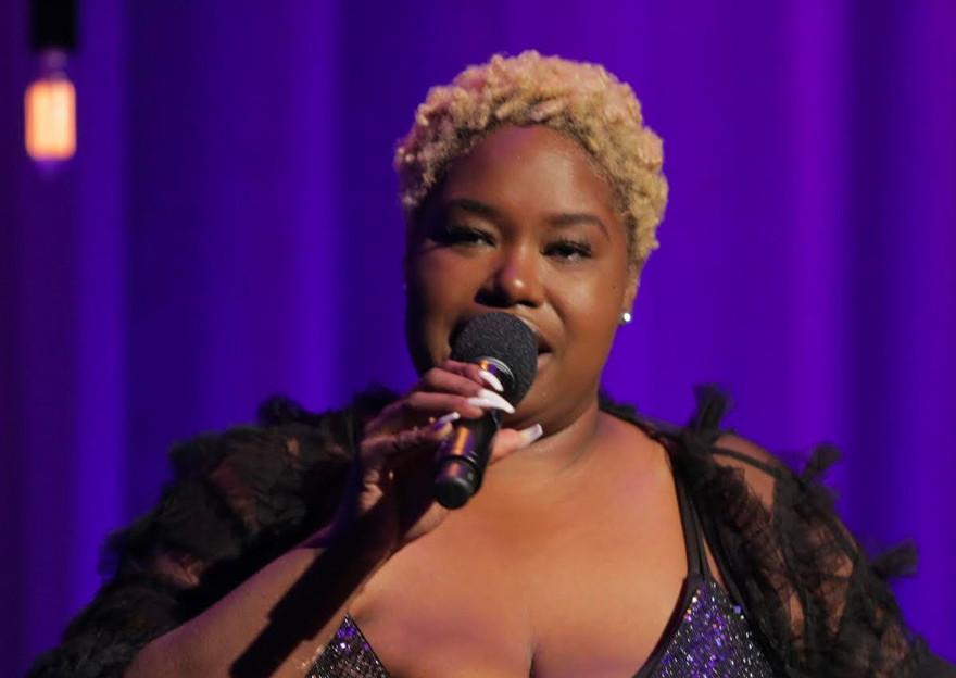"""Featured performer on REVOLT TV's """"Funny AF."""