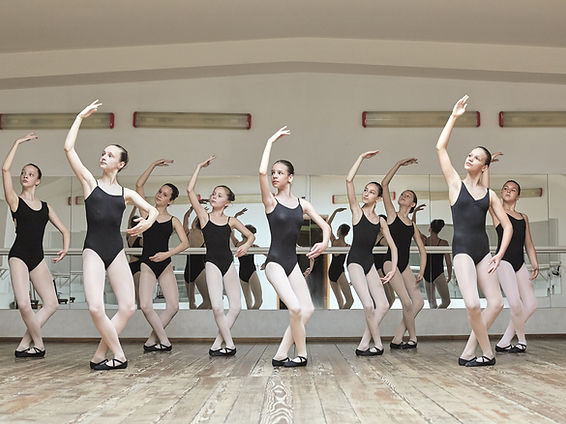 The ballerinas look blurry in this photo, but with Lasik surgery, vision can improve dramatically. Come see Dr. Boyer, Optometrist to discuss your options.