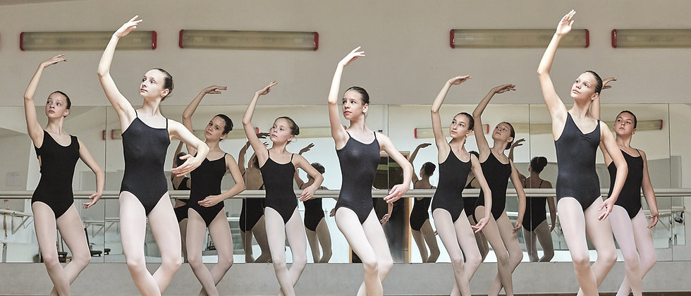 Ballet Class Grade 4/5