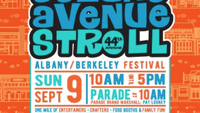 See you at the Solano Ave Stroll!