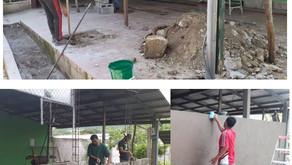 Community Center Upgrades