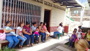 Providing health clinic services for an entire community