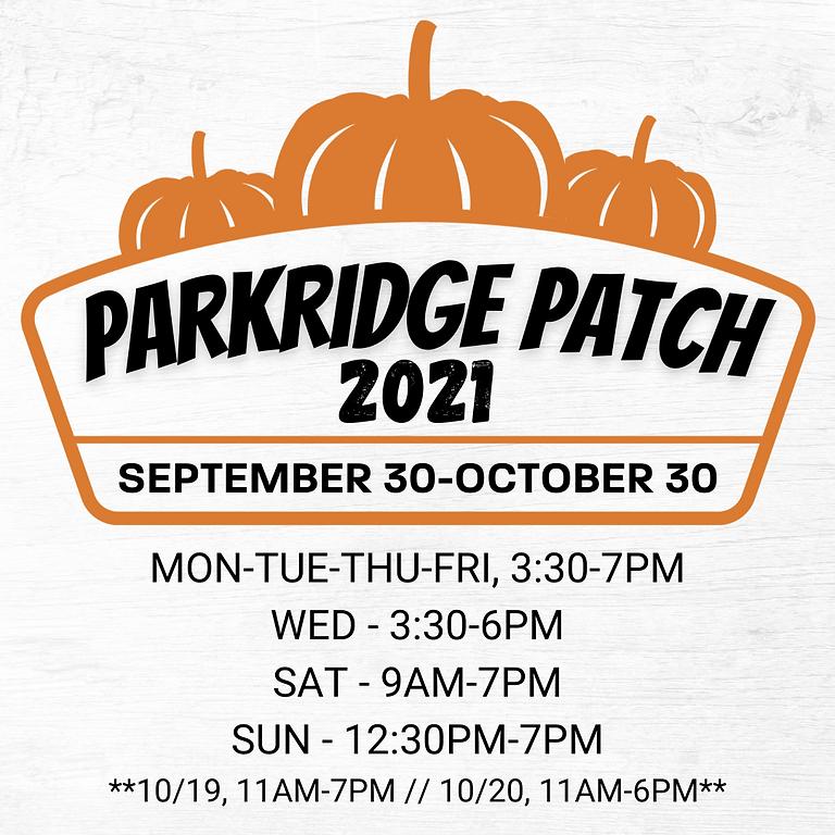 Parkridge Patch 2021