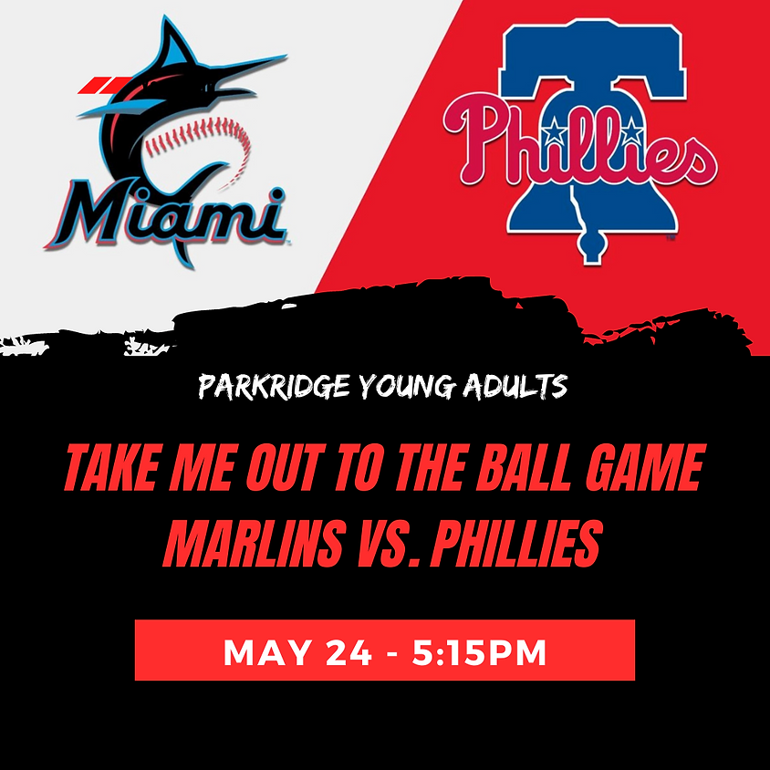 """Parkridge Young Adults """"Take Me Out to the Ball Game"""""""