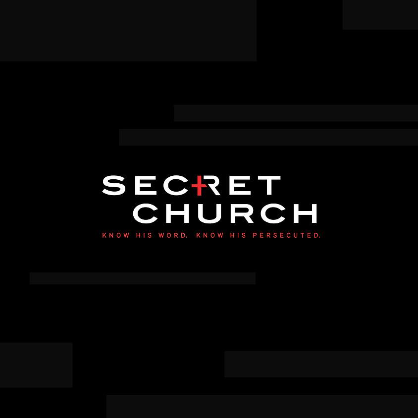 Secret Church 2021