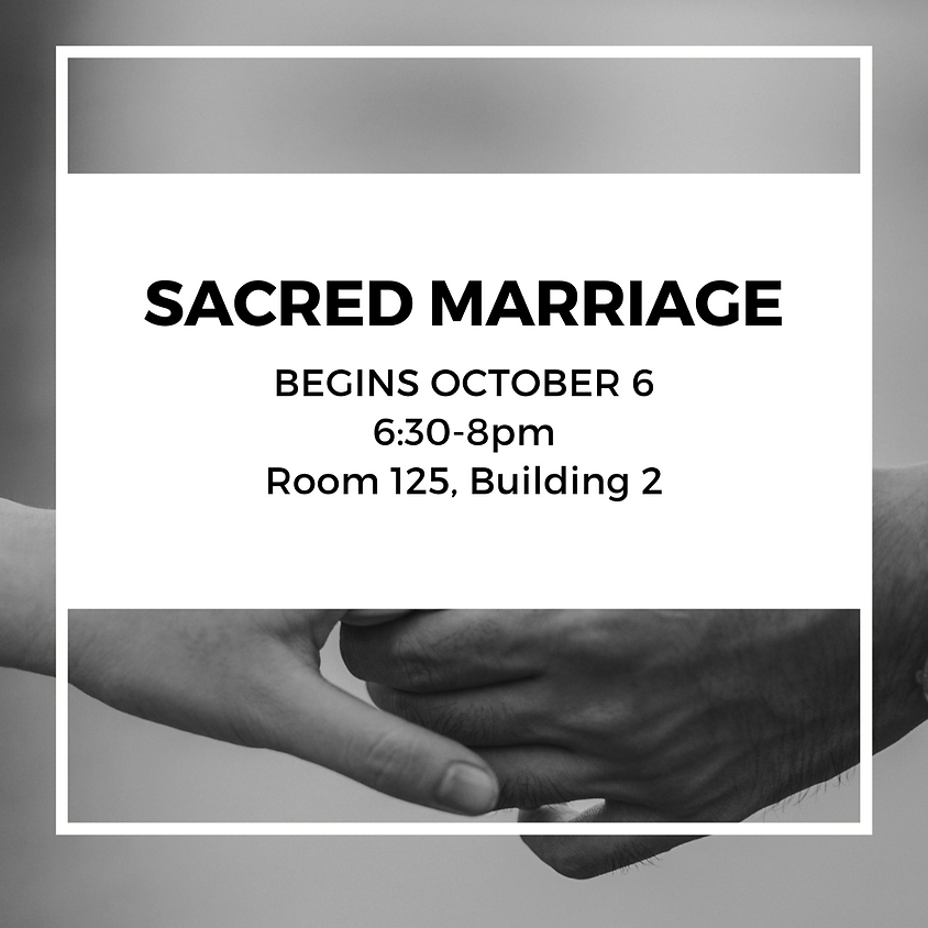 Sacred Marriage Class
