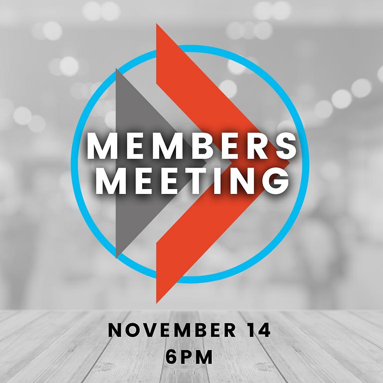 Members Meeting