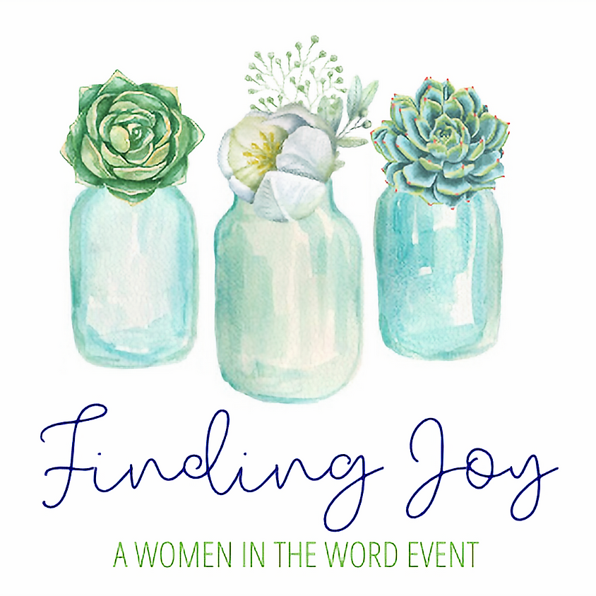 Women in the Word Event