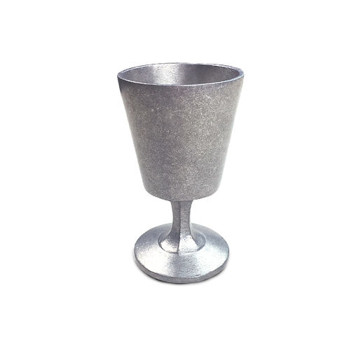 Raised Wine Goblet (Matte)
