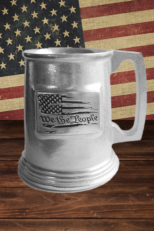 We The People American Mug (Matte)
