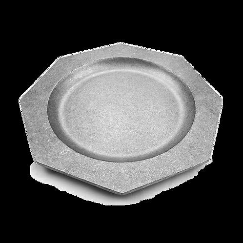 Octagonal Tavern Dinner Plate (Matte)