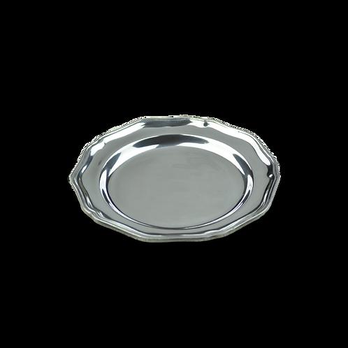 Royal French Salad Plate (Polished)