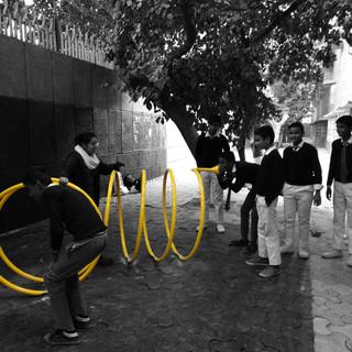 Rejuvenation of Dead Spaces in 50 Government Schools, Delhi