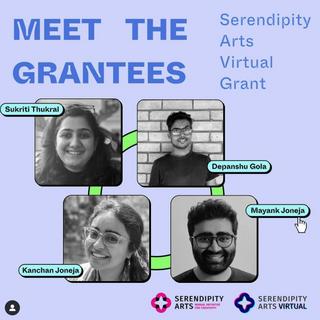 Winner of Serendipity Arts Virtual Grant 2021, Project Suno