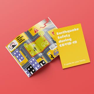 Awareness Handbook Design, Honeywell Safe Schools