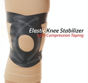 MVR KOREA Elastic Knee Stabilizer