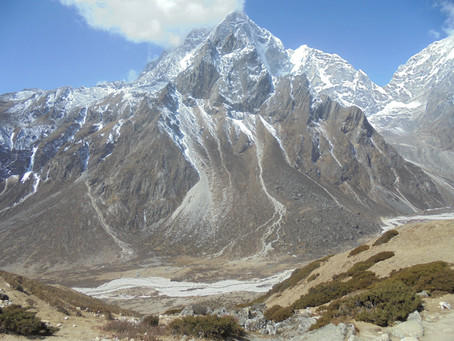 Ep.4 Everest Base Camp Trek-Pheriche to Lobuche