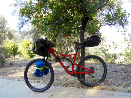Chapter 16: Bikepacking the Altravesur-Albunuelas to Niguelas
