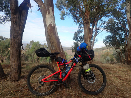 A Bikepacking Overnighter - Every Day's A School Day