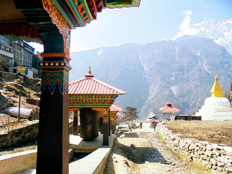 Ep.1 Everest Base Camp Trek - Kathmandu to Namche Bazar to Khumjung