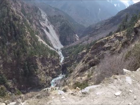 Ep.2 Everest Base Camp Trek - Khumjung to Phortse