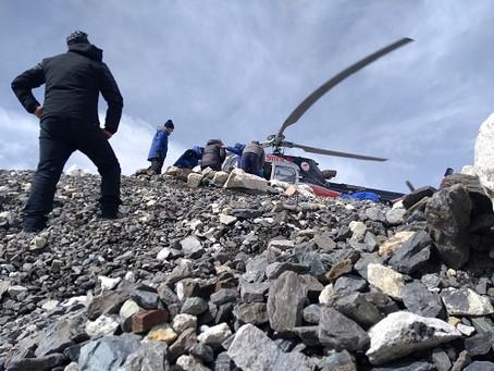 Ep.6 Everest Base Camp Trek - Base Camp to Kathmandu -The quick way!