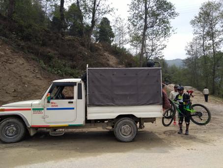Mountain Biking in Kathmandu - Nagarkot Enduro Trails