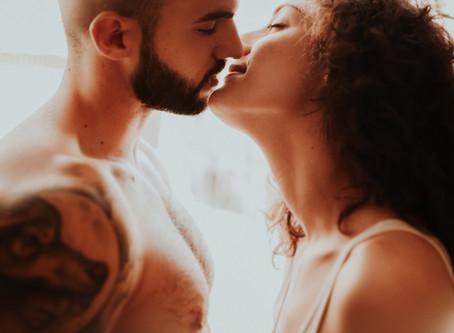Séance couple intime à Toulouse