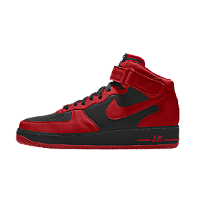 """Red/Black ConnXion Fam Nike """"Air Force One"""""""