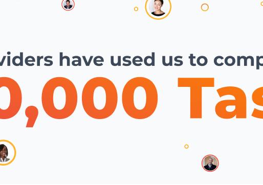 100,000 Tasks: A Unique Lens on National Doctors Day