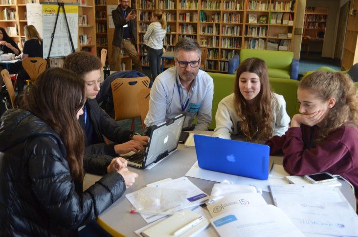 Startup lycée