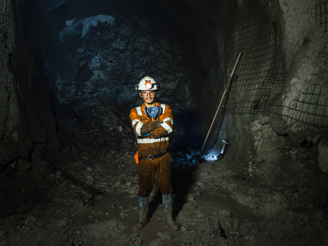 Projected job growth shows Mining in WA is leading the way