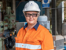 Upswing in Women in mining, and more to come