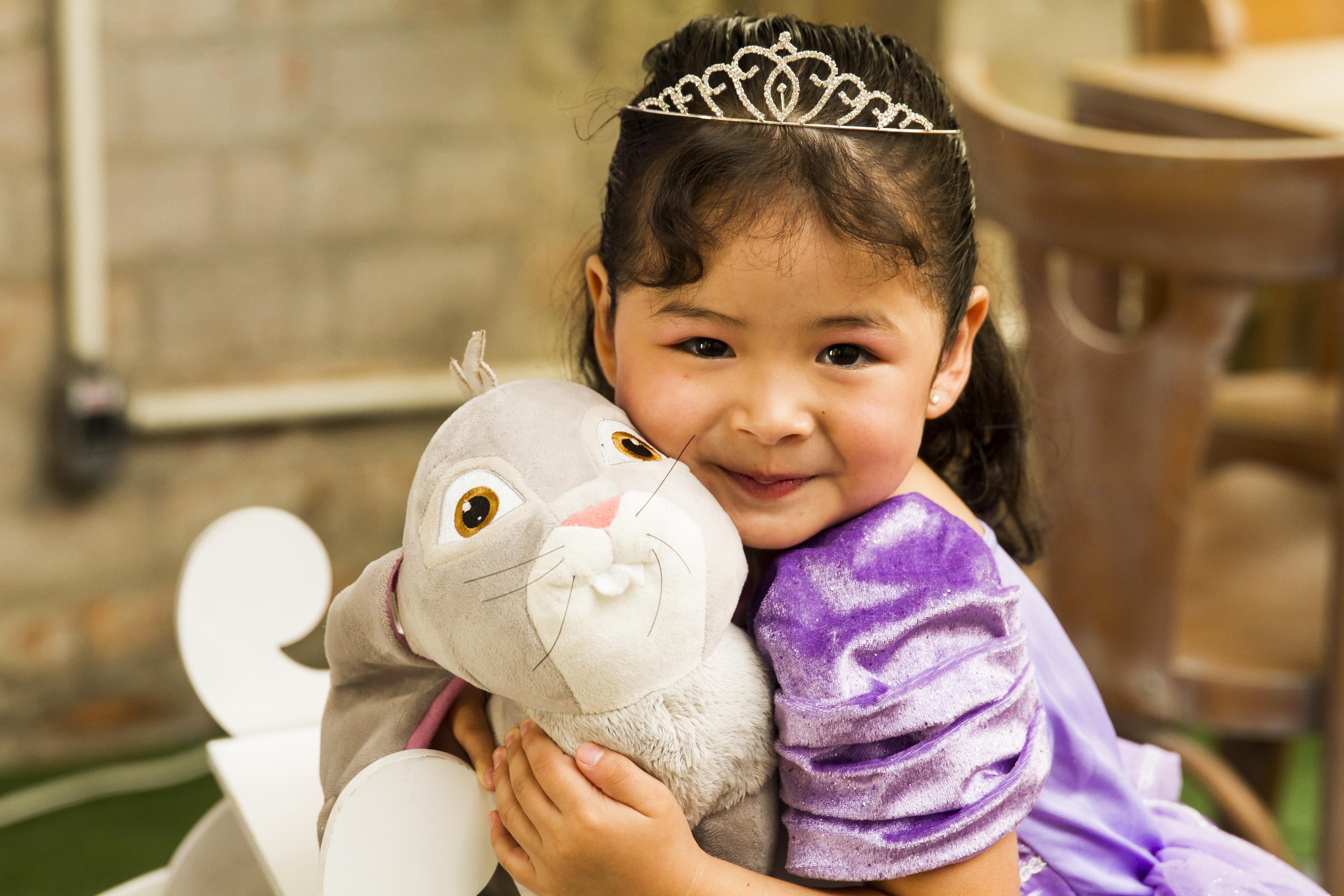 Aniversário da Beatriz - 4 anos