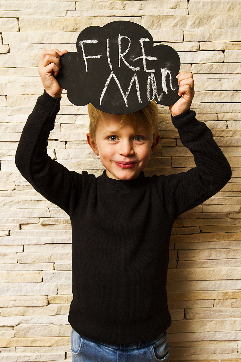 O que você quer ser quando crescer?