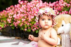 Maria Luiza - 8 meses